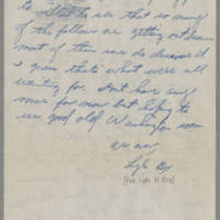 1945-11-11 Pvt. Lyle Box to Dave Elder Page 2