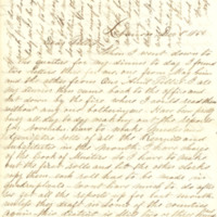Wise-Clark family papers, December 1864-February 1865