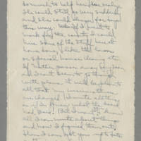 1942-08-22 Laura Davis to Lloyd Davis Page 8