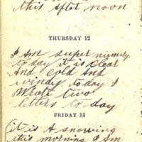 1863-03-11 -- 1863-03-13