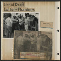 List of Draft Lottery Numbers