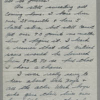 1945-06-02 Cpl. Alois J. Musil to Dave Elder Page 3