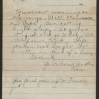 1918-04-16 Thomas Messenger to Mr. & Mrs. N.H. Messenger Page 9