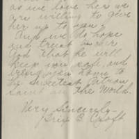 1918-03-29 Trix B. Croft to Conger Reynolds Page 7