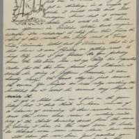 1945-10-03 Cpl. Cliff Brown to Dave Elder