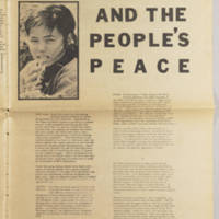 "1970-10-07 """"Iowa City People's Peace Treaty Committee"""" Page 1"