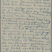 1919-06-30 Daphne Reynolds to Mary Goodenough Page 5