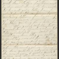 1862-02-04 Charles A. Gates to Mr. & Mrs. Arad Gates Page 4