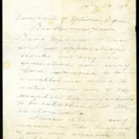 1817-07-24 Miss Helen Weaver to The Council of National Defense