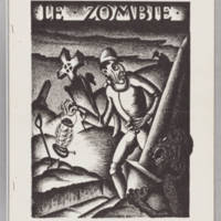 Le Zombie, v. 4, issue 12, whole no. 47, May-June 1941
