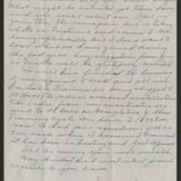 1945-11-15 Lt. Col. W.G. Eldridge to Dave Elder Page 2