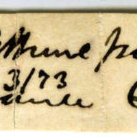 Clinton Mellen Jones, egg card # 784