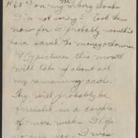 1918-01-15 Thomas Messenger to Mr. & Mrs. N.H. Messenger Page 8