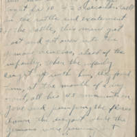 1918-12-03 Harvey Wertz to Mrs. L.A. Wertz Page 2