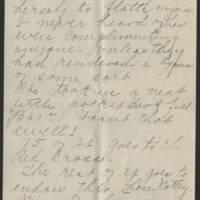1918-03-29 Trix B. Croft to Conger Reynolds Page 4