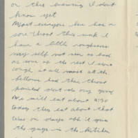 1942-08-22 Lloyd Davis to Laura Davis Page 2