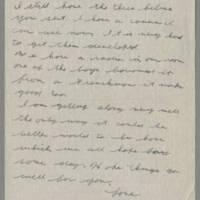1945-03-18 Lloyd Davis to Laura Davis Page 2