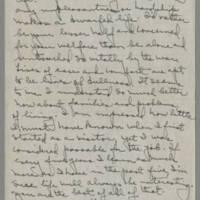 1943-03-23 Laura Davis to Lloyd Davis Page 5