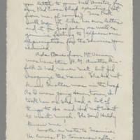 1942-08-18 Laura Davis to Lloyd Davis Page 4