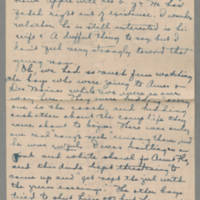 1918-08-19 Daphne Reynolds to Conger Reynolds Page 5