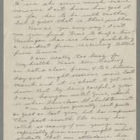 1942-02-01 Bessie Hutchison to Laura Frances Davis Page 2