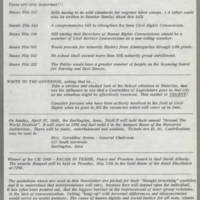 1969-04-17 Newsletter, Fort Madison Branch of the NAACP Page 3