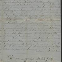 1862-05-18 Charles A. Gates to Mr. & Mrs. Arad Gates Page 3