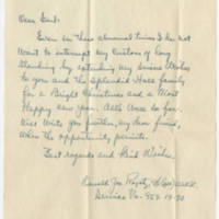 1944-11-15 Oswald Ragatz to W. Earl Hall