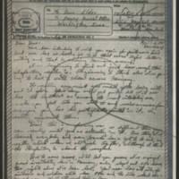 1945-04-12 Pfc. Robert Nicola to Dave Elder