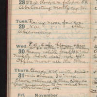 1918-10-27 -- 1918-11-02