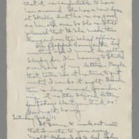 1942-07-10 -- 1942-07-12 Laura Davis to Lloyd Davis Page 4