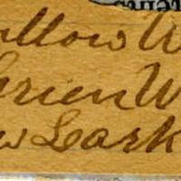 Clinton Mellen Jones, egg card # 853