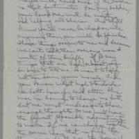 1943-02-14 Laura Davis to Lloyd Davis Page 6