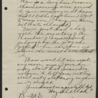 Conger Reynolds to John Reynolds Page 7