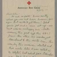 1944-07-12 Helen Crum to Helen Fox Page 1