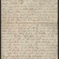 1862-09-28 Charles A. Gates to Mr. Arad Gates Page 1