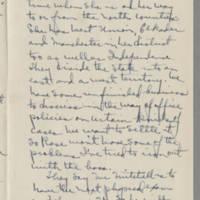 1942-02-16 Laura Davis to Lloyd Davis Page 2