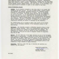 1968-09-25 Burlington Human Rights Commission, Minutes Page 2