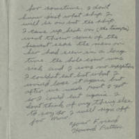 1946-01-29 Howard Patton to Dave Elder Page 2