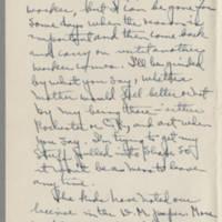 1942-01-08 Laura Davis to Lloyd Davis Page 3