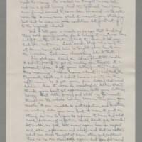 1942-12-31 Laura Davis to Lloyd Davis Page 2