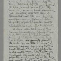 1943-05-16 Laura Davis to Lloyd Davis Page 2