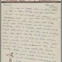 1942-12-31 Lloyd Davis to Laura Davis Page 1