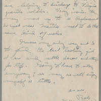 1946-01-08 Pfc. Robert J. Nicola to Dave Elder Page 4