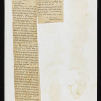 """1918-01-28 Clipping: """"Letters from our soldiers"""" by Conger Reynolds"""