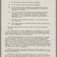 1964-09-15 Minutes - Executive Council of the Governor;s Commission on Human Rights Page 2