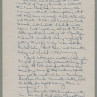 1942-01-06 Laura Davis to Lloyd Davis Page 1