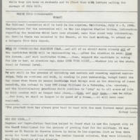 1966-06-16 NAACP Newsletter, Fort Madison Branch, Page 3
