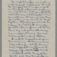 1943-01-17 Laura Davis to Lloyd Davis Page 3