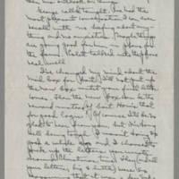 1943-02-02 Laura Davis to Lloyd Davis Page 3